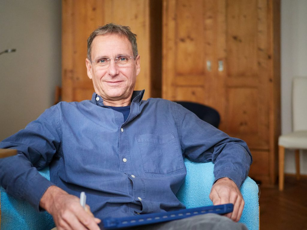 Klaus Granegger Psychotherapie in 1090 Wien